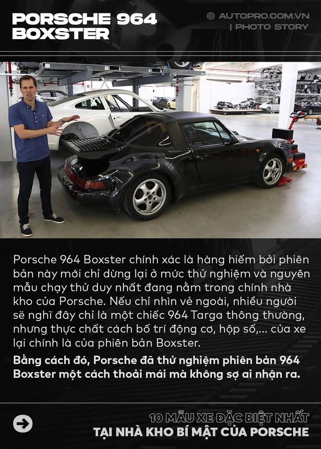 Đây chính là kho báu của Porsche - Ảnh 2.
