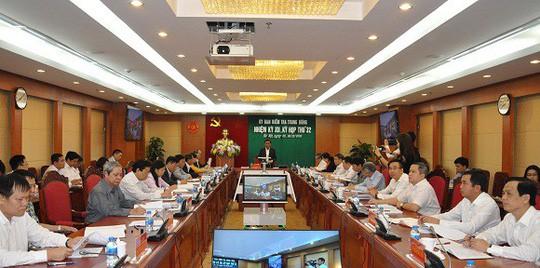 Đề nghị Bộ Chính trị, Ban Chấp hành Trung ương kỷ luật ông Tất Thành Cang - Ảnh 1.