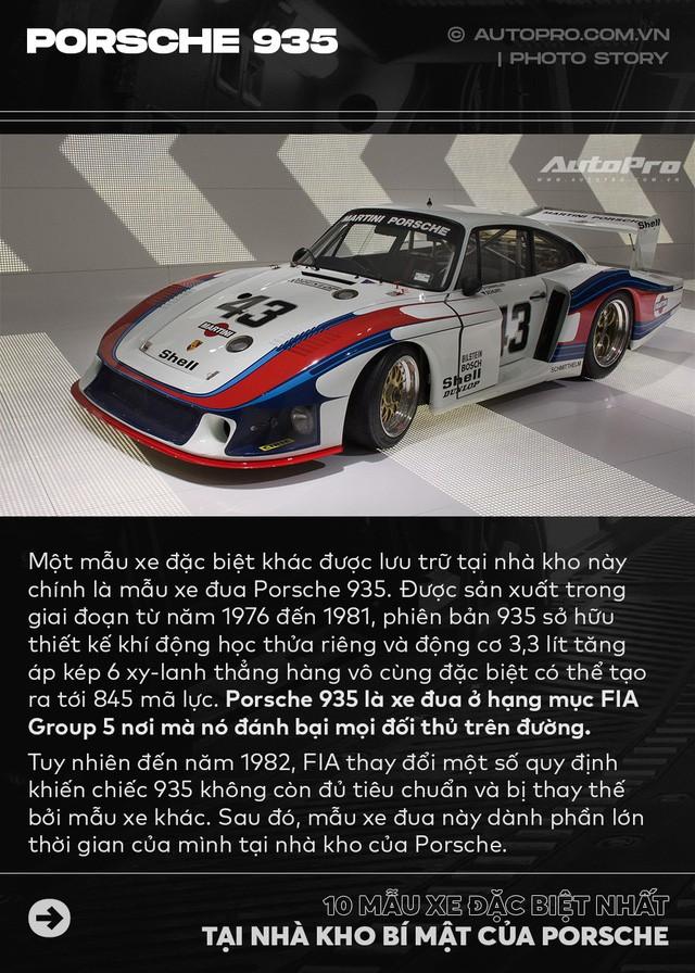 Đây chính là kho báu của Porsche - Ảnh 10.