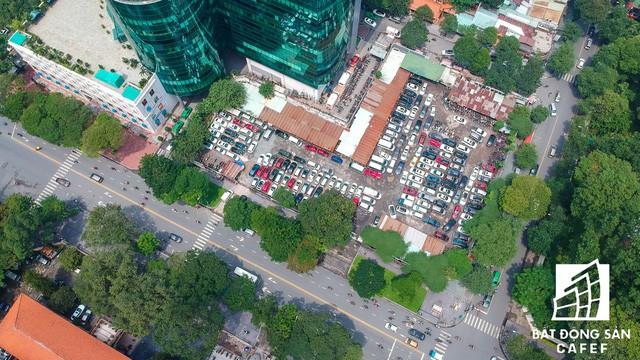 Toàn cảnh nhìn từ trên cao khu đất vàng ngay trung tâm Sài Gòn liên quan đến cựu Phó chủ tịch UBND TP.HCM Nguyễn Thành Tài - Ảnh 7.
