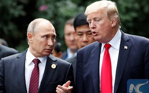 """""""Báo cáo Kremlin"""" có nhằm vào bầu cử Tổng thống Nga? - Ảnh 1."""