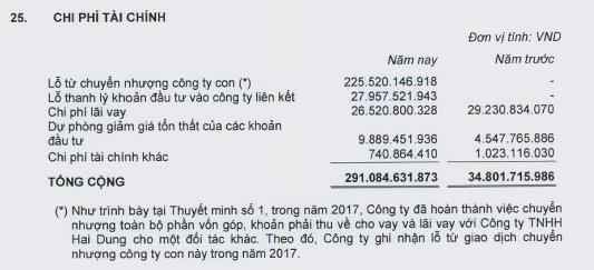 Ninh Vân Bay (NVT) báo lỗ lớn 178 tỷ đồng trong quý 4/2017 - Ảnh 1.