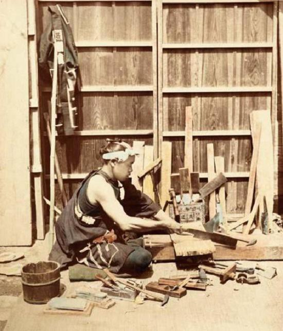 Đây là cách mà người Nhật làm nhà gỗ không cần dùng đến 1 cái đinh - Ảnh 1.