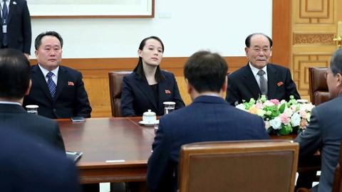 Nội dung bức thư mật được em gái ông Kim Jong-un trao cho Hàn Quốc là gì? - Ảnh 1.