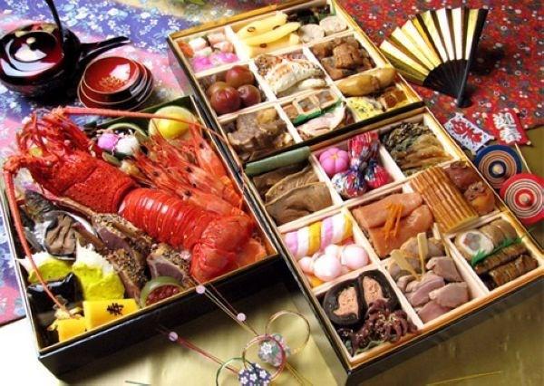 Các nước châu Á ăn gì trong ngày Tết Nguyên Đán - Ảnh 5.