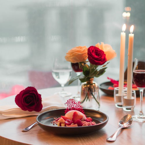 6 nhà hàng lãng mạn nhất thế giới cho các cặp đôi trong ngày lễ tình nhân - Ảnh 2.