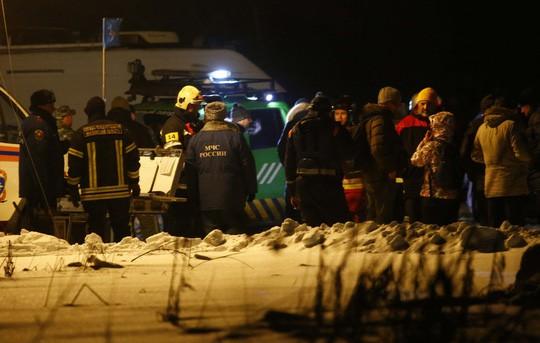 Vụ rơi máy bay ở Nga: Không có người Việt trong danh sách nạn nhân - Ảnh 2.