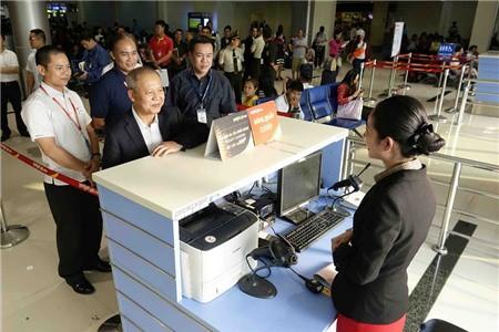 Lãnh đạo Cục Hàng không thị sát hoạt động mùa cao điểm Tết tại sân bay - Ảnh 5.