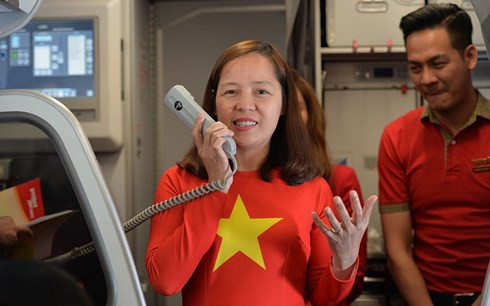 Phó Tổng Giám đốc Vietjet trải lòng sau chuyến bay đón U23 Việt Nam - Ảnh 4.