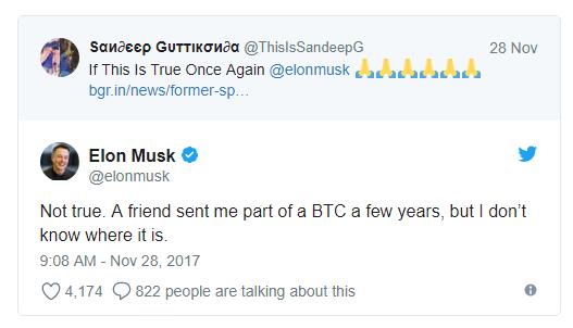 Tỷ phú Elon Musk đang sở hữu bao nhiêu bitcoin? - Ảnh 3.