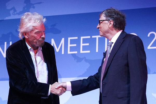Cả Bill  Gates, Warren Buffett và Richard Branson đều đồng ý rằng: Khi định nghĩa thành công là hạnh phúc, tiền bạc sẽ tự tìm đến với bạn - Ảnh 1.