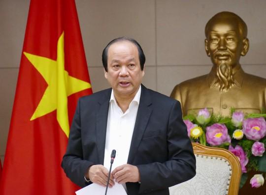 Thủ tướng nhắc nhở Bộ Tài nguyên và Môi trường, Giao thông vận tải - Ảnh 1.