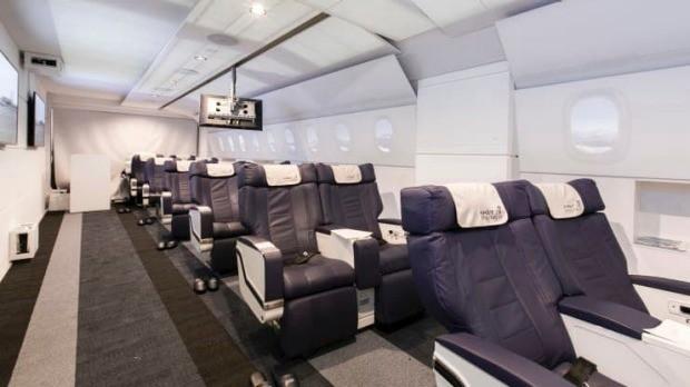 """Hãng """"hàng không"""" quái chiêu của Nhật: Đưa hành khách đi khắp năm châu mà chẳng hề… cất cánh - Ảnh 1."""