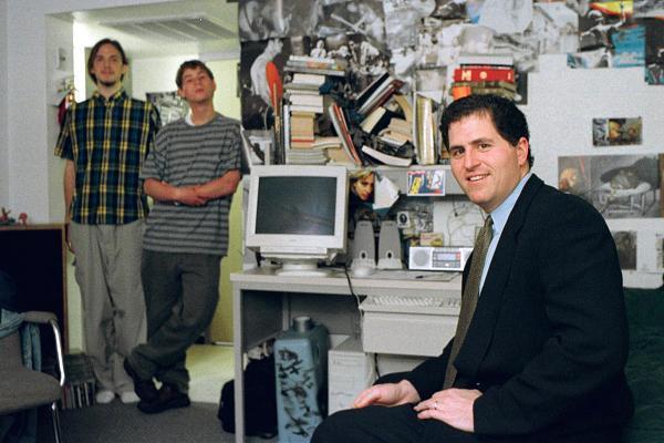 Con đường biến 1.000 USD thành hàng tỷ đô của ông chủ hãng Dell bắt đầu từ căn phòng ký túc đại học chật hẹp - Ảnh 1.