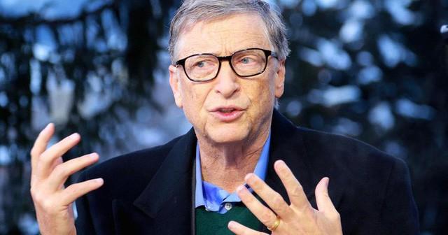 Bill Gates: AI càng phát triển thì con người càng có nhiều thời gian nghỉ ngơi - Ảnh 1.
