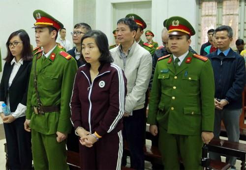 Hôm nay (5-2), tuyên án Trịnh Xuân Thanh và đồng phạm  - Ảnh 1.