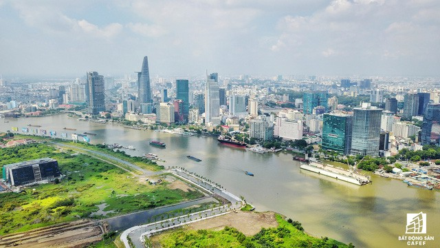 Cơ hội nào cho bất động sản vùng ven TP.HCM trong năm 2018?  - Ảnh 1.