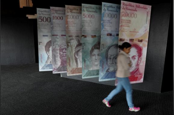 Venezuela tuyên bố tỷ giá hối đoái chính thức mất 99,6% - Ảnh 1.