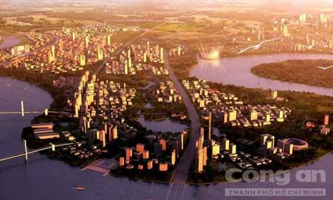 Phạt hai dự án tái định cư ở Thủ Thiêm gần 9,3 tỷ đồng - Ảnh 1.