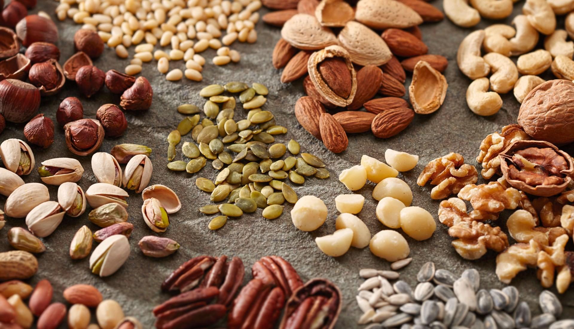 Kết quả hình ảnh cho các loại hạt sấy khô ngày tết