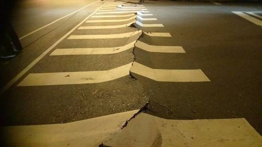 Động đất kinh hoàng ở Đài Loan, hơn 100 người thương vong - Ảnh 4.