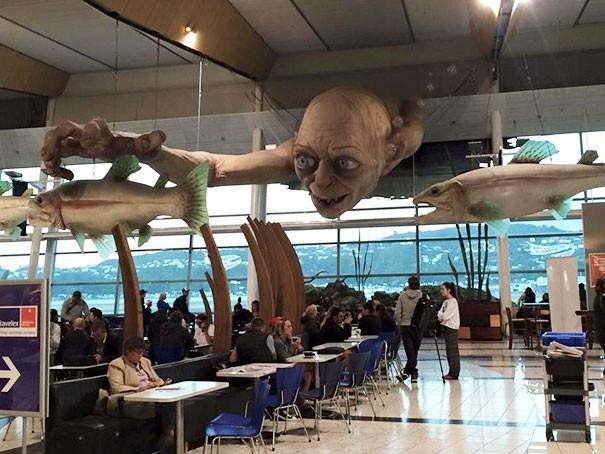 Sự sáng tạo của 14 hãng hàng không này sẽ khiến bạn quên đi mọi mệt mỏi tại sân bay - Ảnh 4.