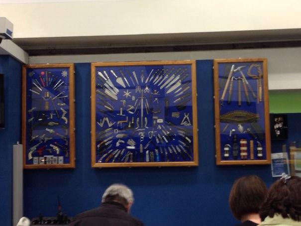 Sự sáng tạo của 14 hãng hàng không này sẽ khiến bạn quên đi mọi mệt mỏi tại sân bay - Ảnh 9.