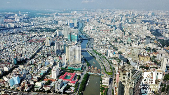 """""""Cuộc chiến"""" trên phân khúc căn hộ chung cư dọc sông phía Tây Nam Sài Gòn - Ảnh 2."""