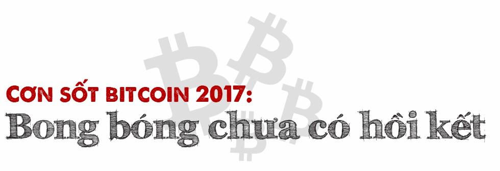 Triển vọng thị trường bitcoin 2018: Bong bóng 300 tỷ USD sẽ đi về đâu? - Ảnh 2.