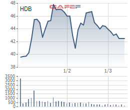 HSC dự báo HDBank lãi trước thuế đạt gần 4.000 tỷ trong năm 2018 - Ảnh 1.