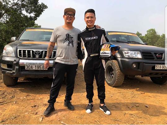 Người hùng của U23 Quang Hải tham gia giải đua xe địa hình đối kháng chuyên nghiệp đầu tiên tại Việt Nam - Ảnh 3.