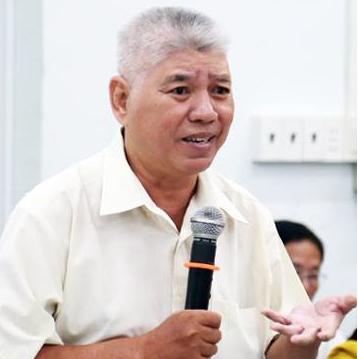 TS Phạm Sanh: Vốn tư nhân là đòn bẩy trong phát triển hạ tầng giao thông - Ảnh 1.