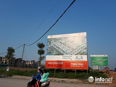Dự án Khai Sơn Hill: 26 villa không phép dừng xây dựng, chờ cấp GPXD - Ảnh 1.