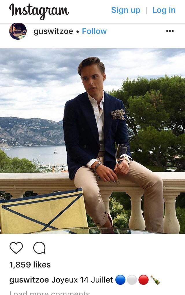 24 tuổi, thừa kế tập đoàn sản xuất cá hồi Na-uy lớn nhất thế giới, là tỷ phú trẻ thứ 3 trong bảng xếp hạng Forbes: Anh chàng này khiến cả thế giới phải ghen tị khi khoe cuộc sống xa hoa! - Ảnh 1.