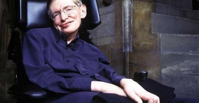 Stephen Hawking ra đi nhưng những điều ông nói đều là động lực truyền cảm hứng mỗi ngày... - Ảnh 2.