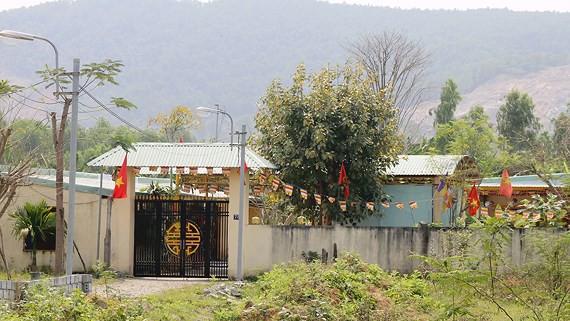 Bí thư Trương Quang Nghĩa: Một số quan chức đứng đằng sau cò đất - Ảnh 1.