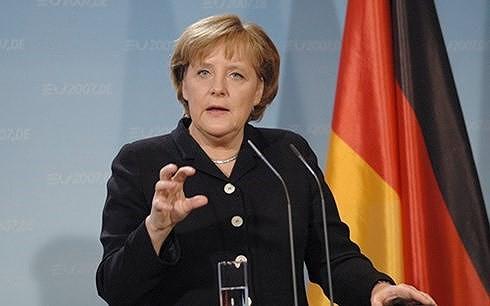 Bà Angela Merkel tái đắc cử Thủ tướng Đức nhiệm kỳ thứ 4  - Ảnh 1.