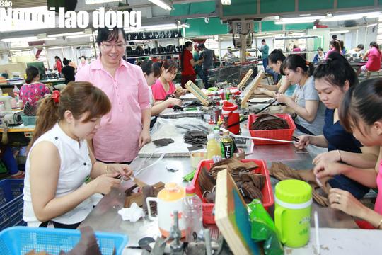 Hiệp hội Dệt may Việt Nam phản ứng việc điều chỉnh tỉ lệ lương hưu - Ảnh 1.
