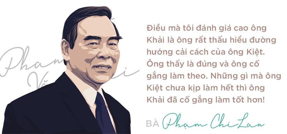 Ký ức của chuyên gia kinh tế Phạm Chi Lan về vị Thủ tướng từ nhiệm sớm một năm vì thiện ý phát triển đất nước - Ảnh 3.