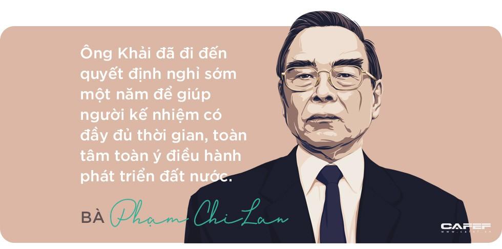 Ký ức của chuyên gia kinh tế Phạm Chi Lan về vị Thủ tướng từ nhiệm sớm một năm vì thiện ý phát triển đất nước - Ảnh 14.