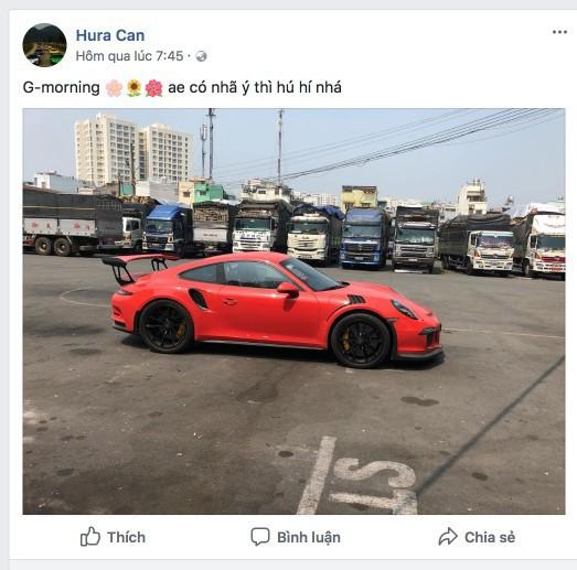 Kết thúc Car & Passion, Porsche 911 GT3 RS của Cường Đô la được rao bán lại - Ảnh 1.