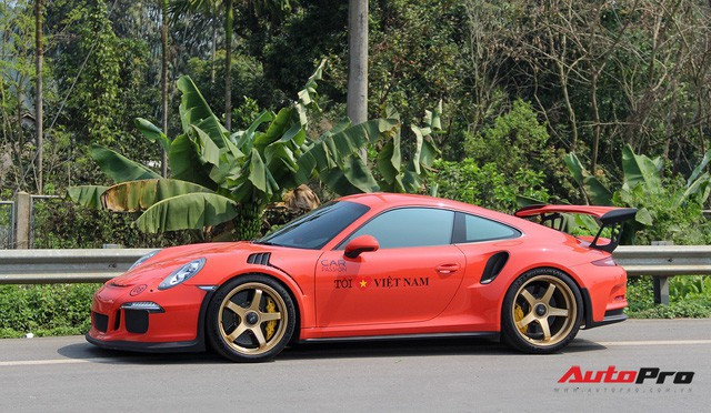 Kết thúc Car & Passion, Porsche 911 GT3 RS của Cường Đô la được rao bán lại - Ảnh 3.