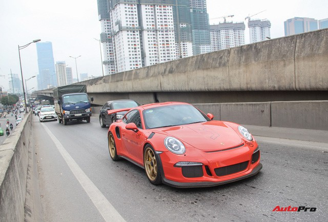 Kết thúc Car & Passion, Porsche 911 GT3 RS của Cường Đô la được rao bán lại - Ảnh 4.