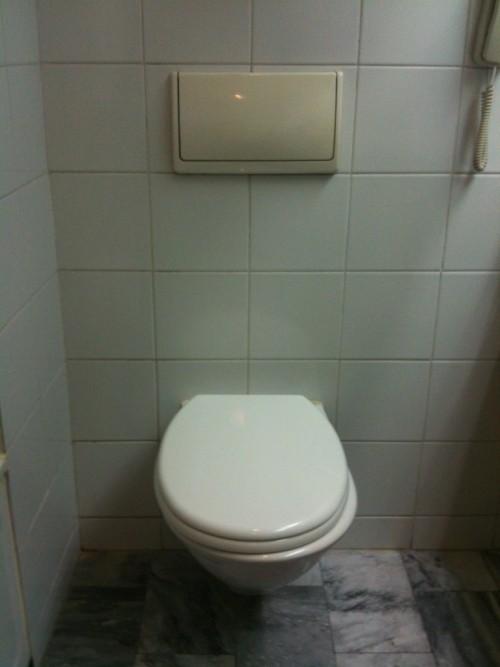 Ngồi nghịch điện thoại 30 phút trong toilet, nam thanh niên bị liệt hoàn toàn - Ảnh 2.