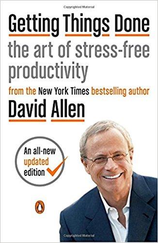 Những cuốn sách của David Allen trong việc thúc đẩy hiệu suất công việc - Ảnh 2.