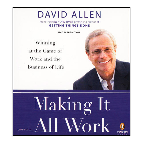 Những cuốn sách của David Allen trong việc thúc đẩy hiệu suất công việc - Ảnh 3.