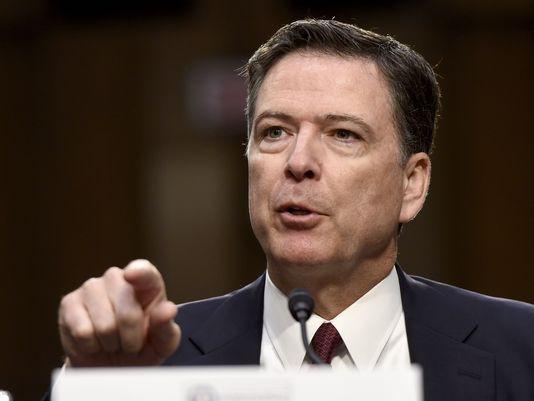 Cựu Giám đốc FBI: Ngài Tổng thống, người Mỹ sẽ sớm nghe câu chuyện của tôi - Ảnh 1.