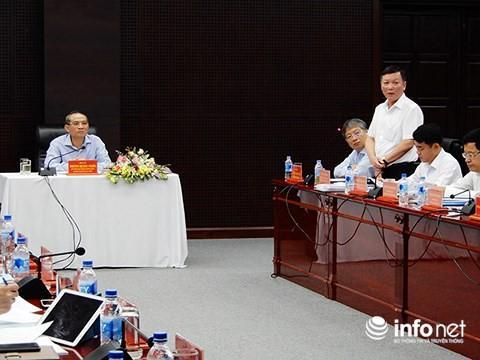 Ông Trương Quang Nghĩa nói về những trái khoáy ở hầm chui cầu Sông Hàn - Ảnh 1.