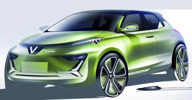 Lộ diện 2 mẫu ô tô điện Vinfast được ưa thích nhất, sẽ sản xuất từ năm 2019 - Ảnh 1.