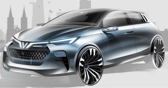 Lộ diện 2 mẫu ô tô điện Vinfast được ưa thích nhất, sẽ sản xuất từ năm 2019 - Ảnh 2.